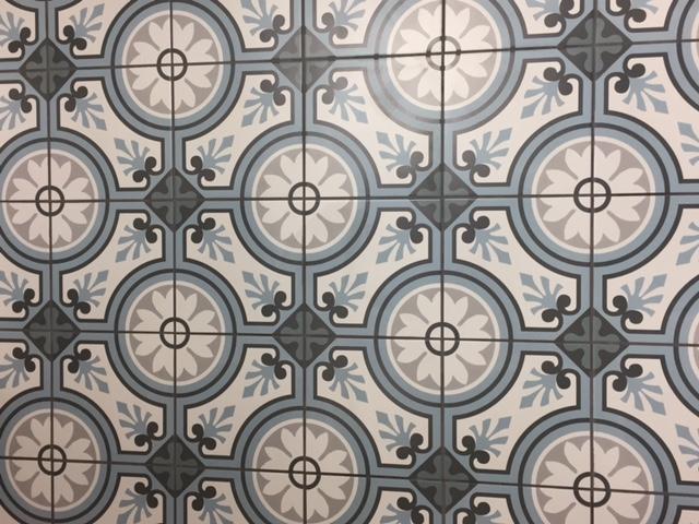 Eurostone nv tegelpromoties tegels fiori blu oude