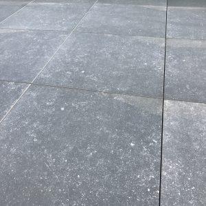 Terrastegels - Vintage Stone Dark Rect.